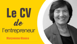 Maryvonne Hiance, scientifique et serial entrepreneure